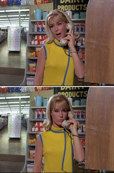 """I love Jeannie's style in the first few seasons of """"I Dream of Jeannie."""""""