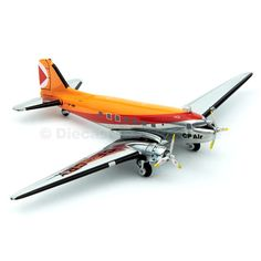 Diecast Model Centre - Douglas DC-3 - CP Air (Canadian Pacific Airlines) - CF-CRX - 1:250 Gemini Jets, £24.99 (http://store.diecastmodelcentre.co.uk/douglas-dc-3-cp-air-canadian-pacific-airlines-cf-crx-1-250-gemini-jets/)