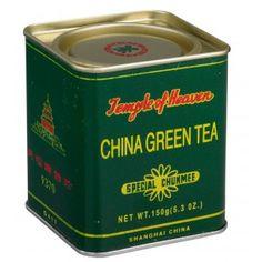 Temple of Heaven Green Tea 150g 2.00€