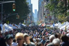 September 18-StreetFest - 92nd Street Y - New York, NY
