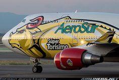 AeroSur Boeing 747-443