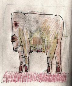 Grafica y Dibujo: bestiario 21