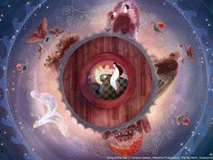 song of the sea art by Adrien Merigeau