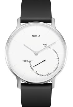 Nokia Steel- (Fitness watch) click to read about it. I've always wanted a fit bit and I guess those are more accurate and better but I thought this was cool