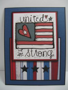 American Card art by @melonheadz Illustrating