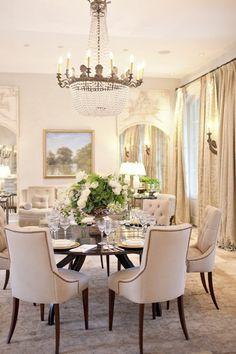 Des chaises classiques | chaises de table, décoration d\'intérieur ...