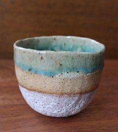 sea cup by shino takeda. ooak. $34