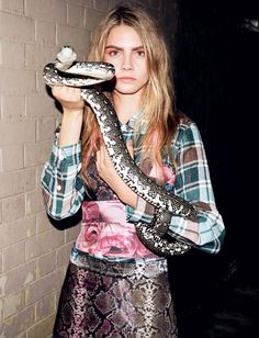 Model of the Year: Cara Delevingne  i-Donline.com