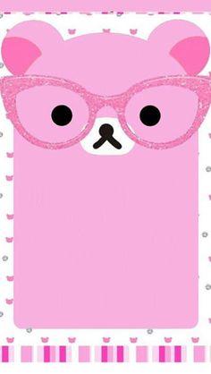 Wallpaper Locker Wallpaper, Bear Wallpaper, Hello Kitty Wallpaper, Kawaii Wallpaper, Pink Wallpaper, Cool Wallpaper, Cute Backgrounds, Cute Wallpapers, Wallpaper Backgrounds