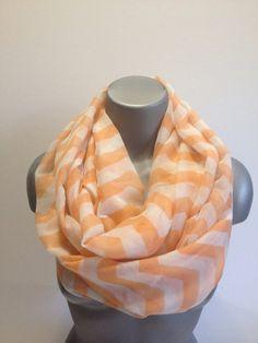 Chevron scarf  Scarf Scarves chevron infinity by ScarvesScene, $19.50