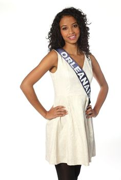 Miss Orléanais, Flora Coquerel, crowned Miss France 2014. Photograph courtesy TF1. Full story in Lucire today.