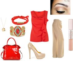 Work it, created by shantastic72 on Polyvore