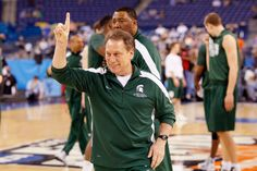 It's National Tom Izzo Day! | Megan Moves Mountains