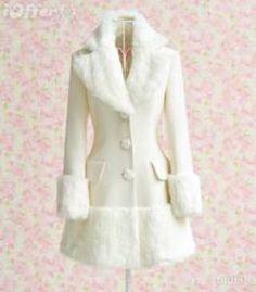 Winter White Coat - Winter White Coats | Pinterest - Jassen