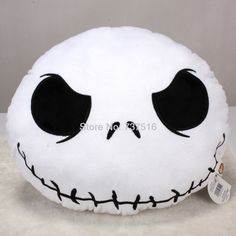 New Arrival Hot Sell The இ Nightmare Before Christmas Jack plush Pillow இ Stuffed Cushion Soft New Arrival Hot Sell The Nightmare Before Christmas Jack plush Pillow Stuffed Cushion Soft  http://wappgame.com