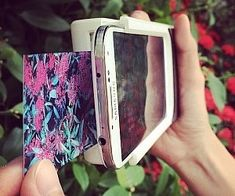 Picture Printing Smartphone Case - Kinda need a smartphone first, but this is a MUST  HAVE