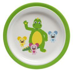 Köp Bolibompa Melaminset 3 Delar, Mix | Jollyroom Baby Jogger, Drake, Tweety, Mixer, Lego, Plates, Tableware, Fictional Characters, Licence Plates