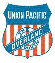 Union Pacific logo, 1890s