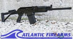 Atlantic Firearms LLC: Vepr 12 Gauge Shotgun FS - Semi Auto Shotgun with a Fixed Stock. Comes With One 5 Round Magazine. Very durable and reliable shotgun based on the Famous AK 47 action . These guns have the ability to accept quick change detachable magazines that are offered in 5 ,8 , 10 & 12 round capacity's. (Saiga Shotgun)