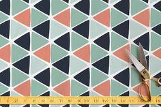 Geometric Triangles by Jess J at minted.com
