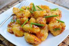 Frango ao molho picante de laranja - Amando Cozinhar - Receitas, dicas de culinária, decoração e muito mais!