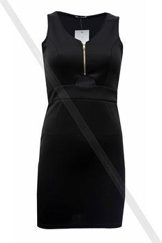 http://www.fashions-first.se/kvinna/klanningar/sleeveless-keyhole-zip-bust-mini-dress-k1807-2.html Nya kollektioner för julen från Fashions-First. Fashions-första en av de berömda online grossist av mode dukar, urbana kläder, accessoarer, herrmode dukar, väskans, skor, smycken. Produkterna uppdateras regelbundet. Så besök och få den produkt du vill. #Fashion #christmas #Women #dress #top #jeans #leggings #jacket #cardigan #sweater #summer #autumn #pullover