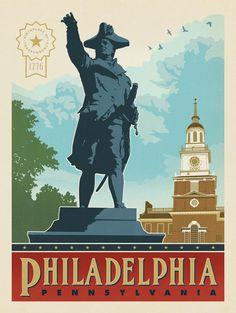 Philadelphia, PA: Independence Hall