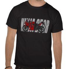 2012 Kawasaki Ninja 250R Shirt