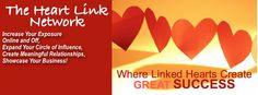 The Heart Link Women's Network Best Women Networking www.theheartlinknetwork.com