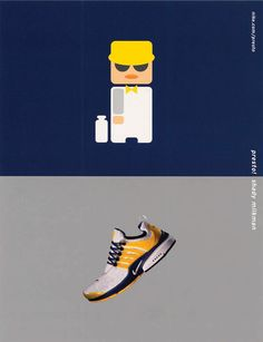 The Original Nike Air Presto Ads From 2000 Page 3 of 3 - SneakerNews.com
