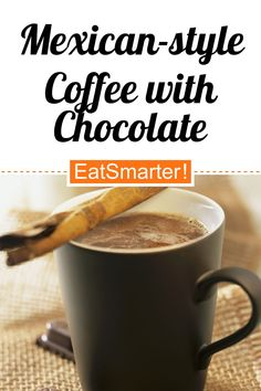 This is an elevated version of a plain hot chocolate that is really fun and exciting. It is not that healthy because of the sugar, but it has some good properties because of the benefits that coffee and dark chocolate can have. #Mexican #spices #recipes #coffee #chocolate Spiced Coffee, Hot Coffee, Chocolate Liqueur, Hot Chocolate, Indian Coffee, Mexican Style, Coffee Lovers, Chocolate Recipes, Breakfast Recipes