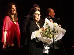 Nana, bouquet, & Lenou! Mar 2014