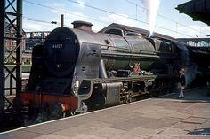 13/06/1962 - Crewe. | Best viewed 'Original' size. LMS (buil… | Flickr