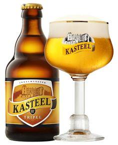 Kasteelbier Tripel, 11% brewery Van Honsebrouck 8/10
