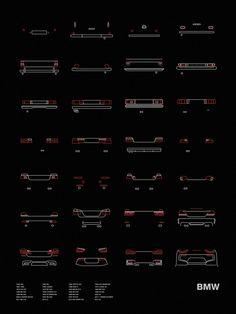 Infographiczzz... #NOMO #BluePRINT #BMW #TAILLIGHTS /1936 #328 /1952 #501 /1955 #ISETTA250 /1955 #ISETTA 250 /1956 #507 #ROADSTER /1962 1500 /1965 #3200CS /1968 2002 tii /1973 #3.0CSL #E9 /1975 #316 #E21 /1978 #M1 #E26 /1979 #M535i #E12 /1986 #M3 #E30 /1988 #M5 #E28 /1989 8SERIES #E31 /1992 M3 #E36 /1996 #Z3 #E36 /1998 #M5 #E39 /1999 #Z8 ROADSTER /2000 M3 #E46 /2002 #Z4 /2004 6SERIES #E63/64 /2007 M3 #E90 /2007 #X5 #E70 /2011 1SERIES #MCOUPE /2011 M5 #F10 /2014 #i3 /2014 #M4 COUPE #F82 /2014…