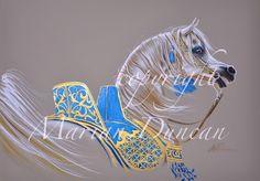 Arabian Art, Arabian Horses, Horse Face, Horse Drawings, Happy Trails, International Artist, Equestrian, Josephine Wall, Black And White