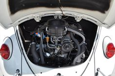 """I have a 1967 Volkswagen Beetle for sale; I'm the 3rd owner. The engine has been recently rebuilt, new tires, front disc brakes. The original mileage is unknown.The speedometer is currently showing 80,703. It has a rebuilt front end and steering box. The car runs great! I purchased the vehicle in 2010 from a party who rebuilt the engine. The car has been garaged for the last five years. Car is originally from California. I have the sales receipt and maintenance records from original owner."""
