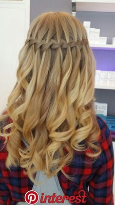 40 Cute Hairstyles For Teen Girls Homecoming Hairstyles, Wedding Hairstyles, Pretty Hairstyles, Braided Hairstyles, Dance Hairstyles, Cool Braids, Grunge Hair, Hair Looks, Hair Inspiration