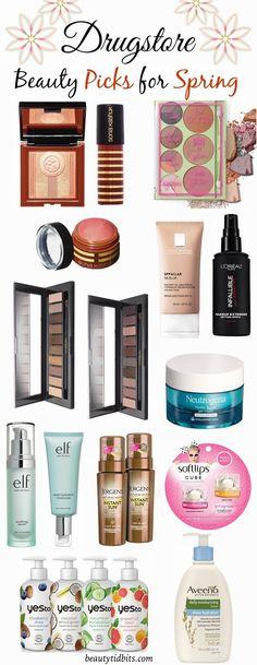 Drugstore beauty picks for Spring 2015