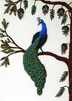"Michel ""P"" Angelo - Embroidery Design by Debbie Kelley"