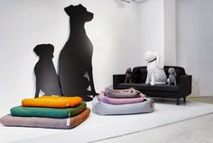 if I could choose: CLOUD 7 Pop-up-Store // NORMANN COPENHAGEN // Always listen to your dog ...