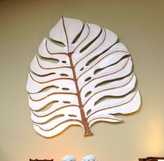 Carved Leaf Piece Carving, Asian, Accessories, Home Decor, Decoration Home, Room Decor, Wood Carvings, Sculptures, Printmaking