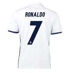 Ronaldo Real Madrid 2018 Home Team Jersey http   www.shirtscheapfootball.com 590c5f77f
