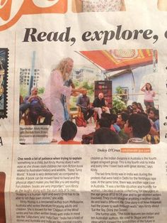 Writers and Readers Festival Goa covered in today's Herald Cafe! #wrfgoa