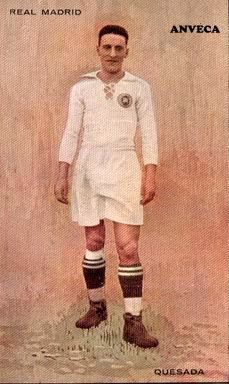 QUESADA (R. Madrid - 1922)