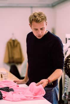 Designers, Denim, Dress, Style, Fashion, Men, London, Spring Summer, Atelier