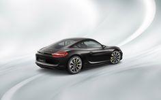 New Porsche Cayman (981)
