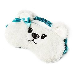Claire's Accessories Polar Bear Plush Sleep Mask Price History w/ Deal Estimate, Product Reviews & Related Videos