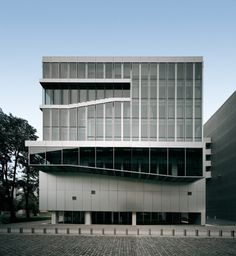 dutch embassy, berlin. 2003. by oma.