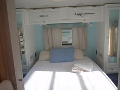 Painting RV Cabinets and Walls More